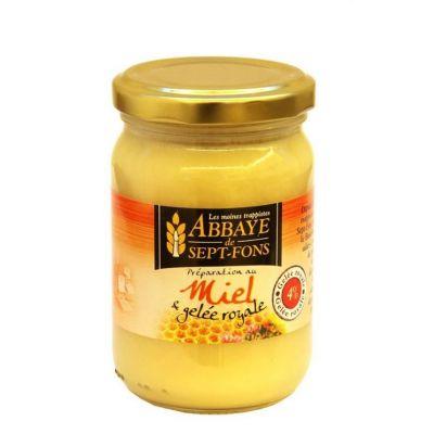 Med s 4 % mateří kašičky