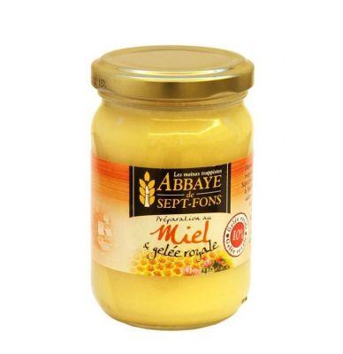 Med s 10 % mateří kašičky